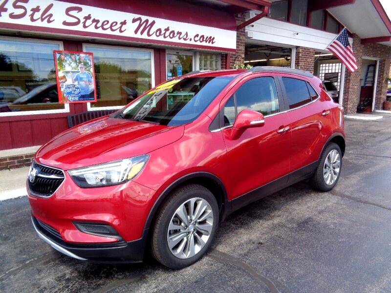 2017 Buick Encore FWD 4dr Preferred II