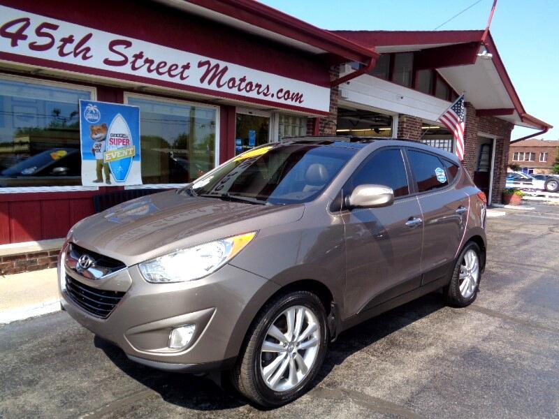 2013 Hyundai Tucson AWD 4dr Auto Limited