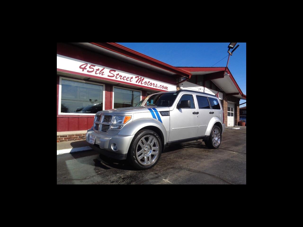 2011 Dodge Nitro 2WD 4dr Heat