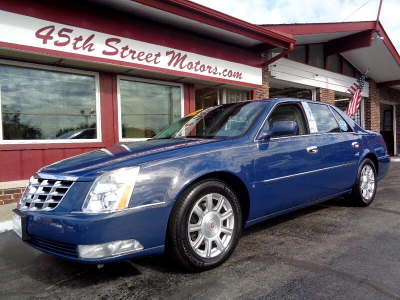 2009 Cadillac DTS 4dr Sdn w/1SB