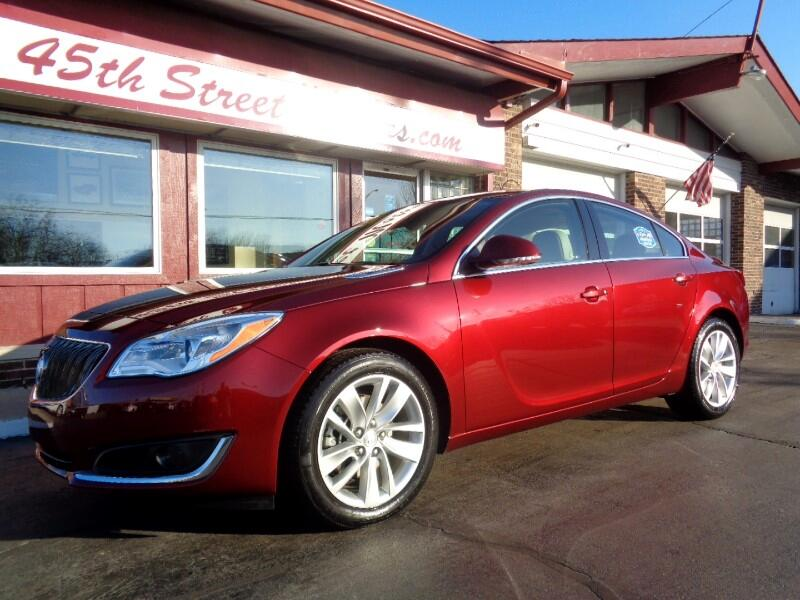 Buick Regal 4dr Sdn Turbo FWD 2016