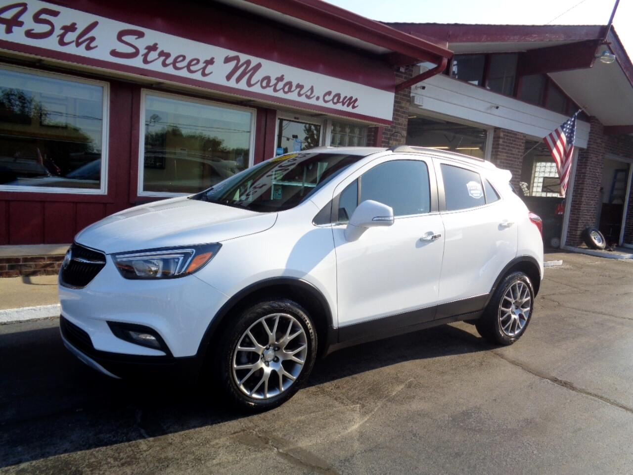 Buick Encore Preferred II FWD 2018