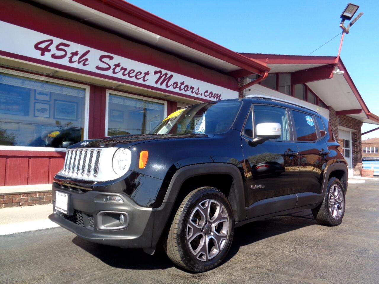 Jeep Renegade Limited 4x4 2018
