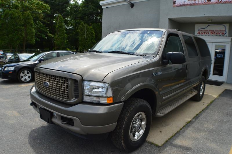 2004 Ford Excursion Limited 6.8L 4WD