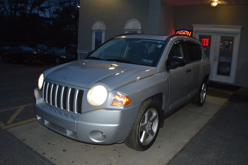 2007 Jeep Compass 4WD 4dr Limited
