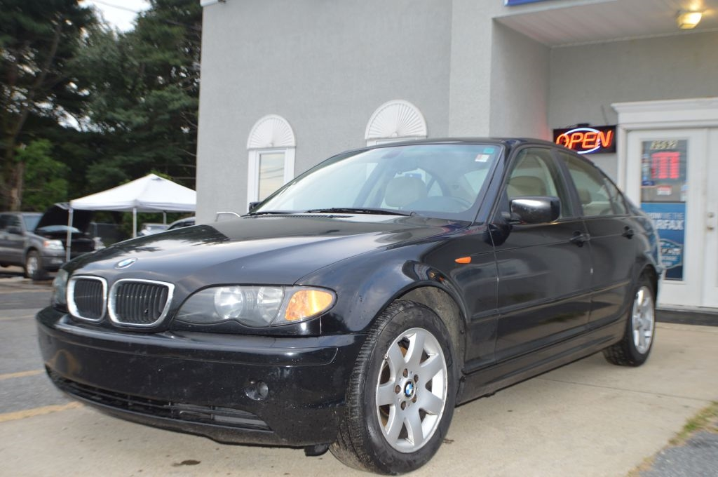 2003 BMW 3 Series 325xi 4dr Sdn AWD