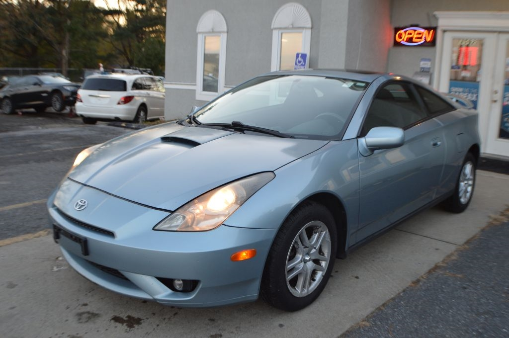 2005 Toyota Celica 3dr LB GT Manual (Natl)