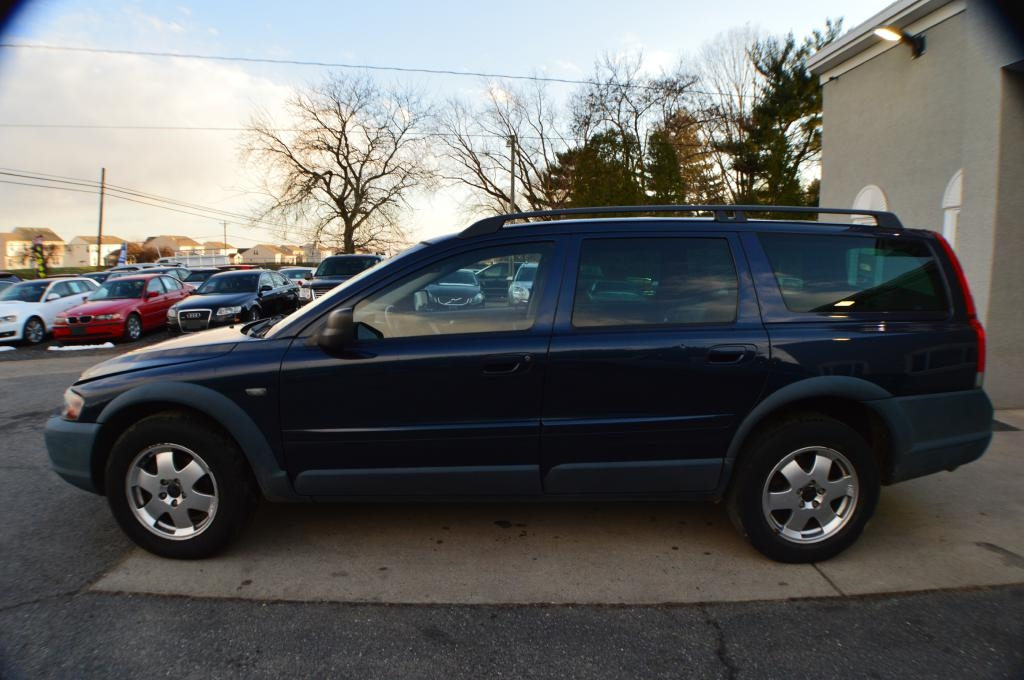 2004 Volvo V70 XC70 2.5L Turbo AWD