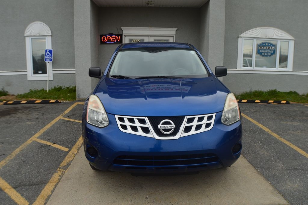 2011 Nissan Rogue FWD 4dr S