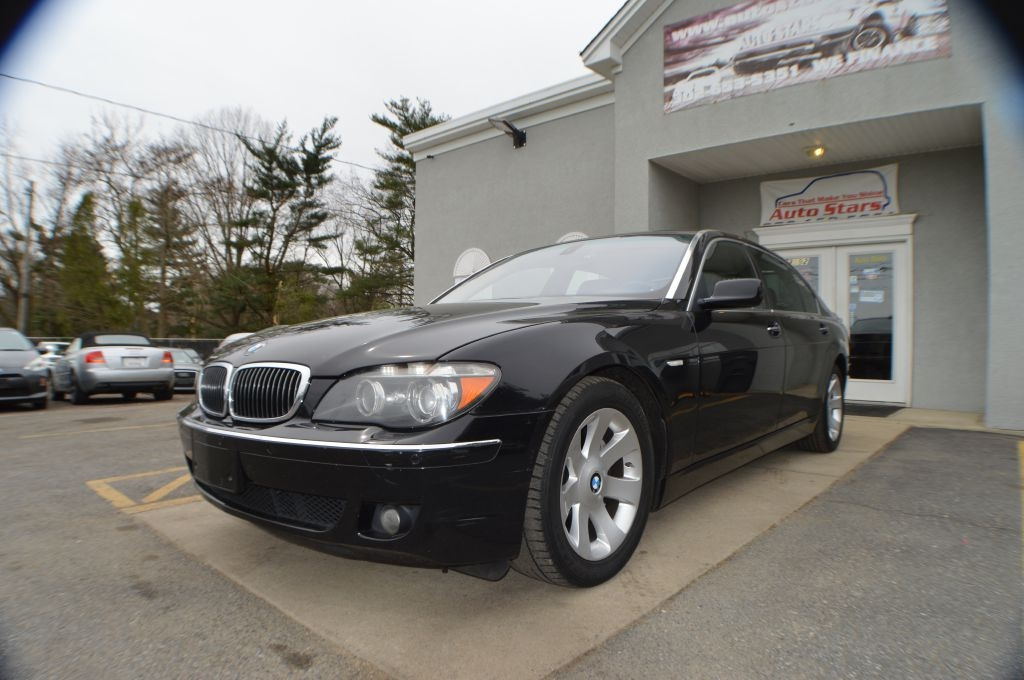 2007 BMW 7 Series 4dr Sdn 750Li