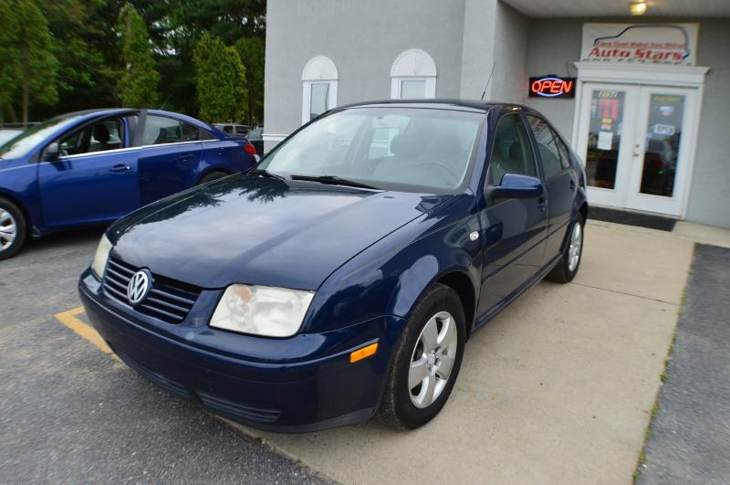 2003 Volkswagen Jetta Sedan 4dr Sdn GLS Manual