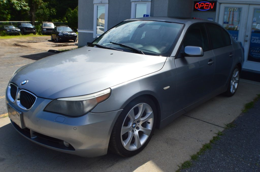 2004 BMW 5 Series 545iA 4dr Sdn 6-Spd Auto