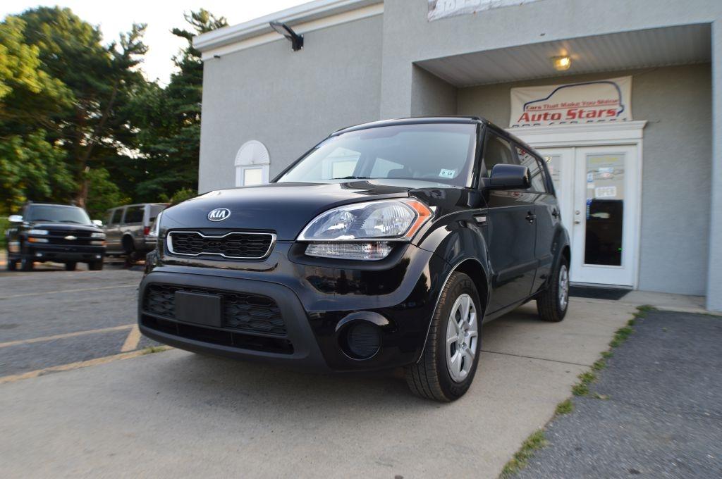 2013 Kia Soul 5dr Wgn Man Base
