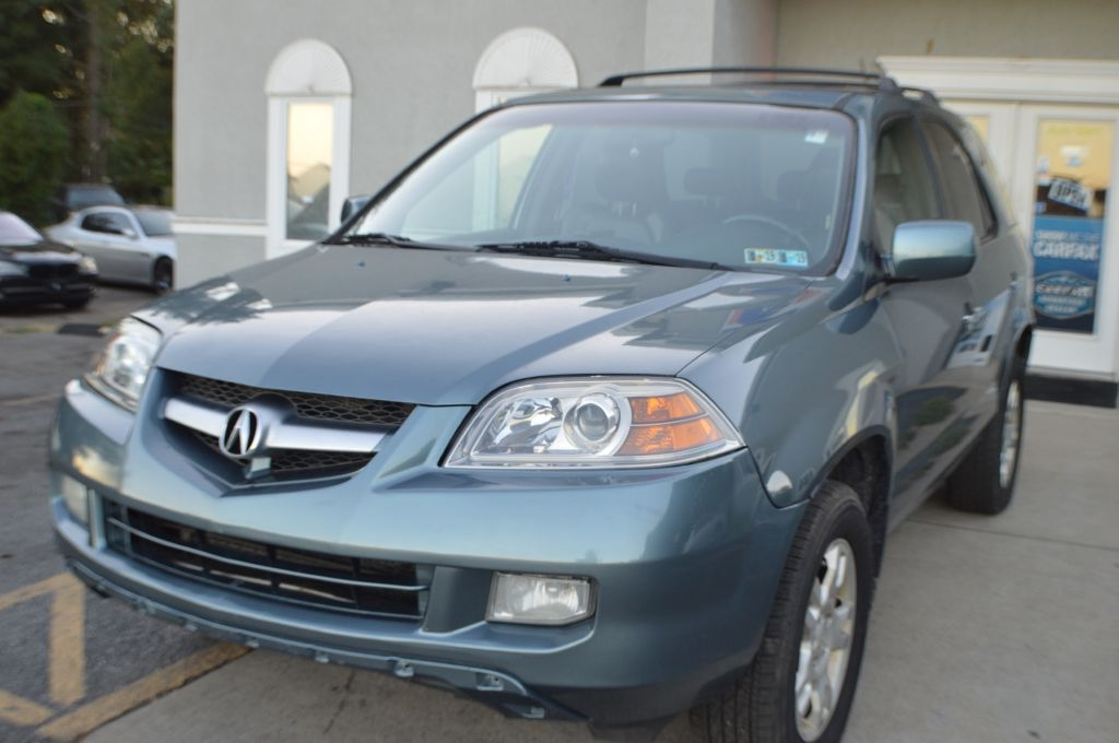 2006 Acura MDX 4dr SUV AT Touring RES