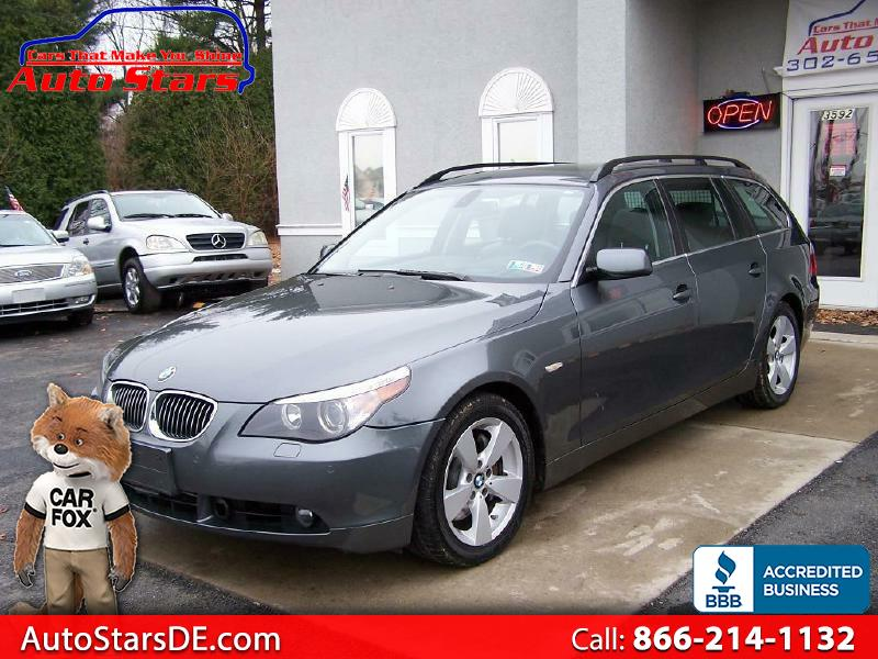 2007 BMW 5-Series Sport Wagon XIT