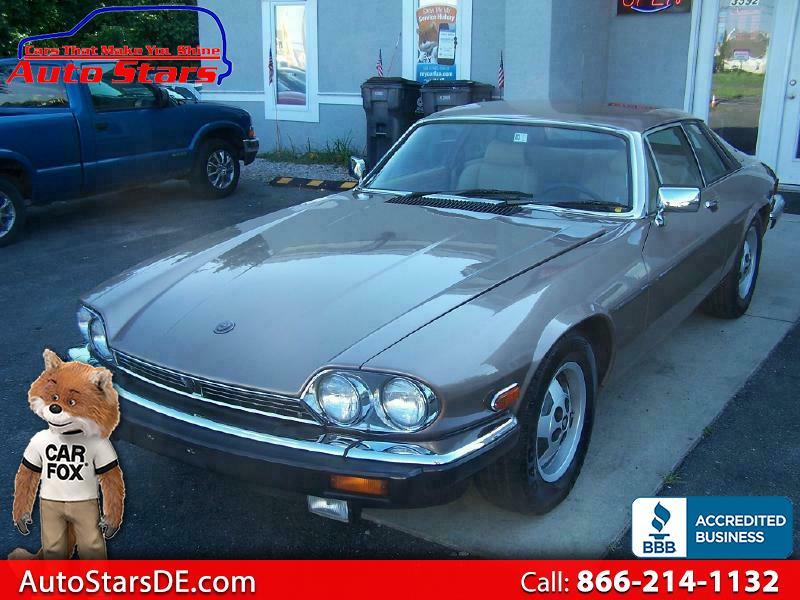 1984 Jaguar XJS Base