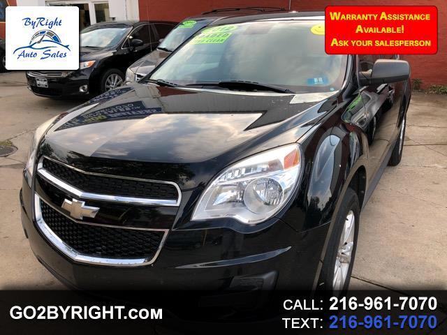2012 Chevrolet Equinox 4dr AWD LT