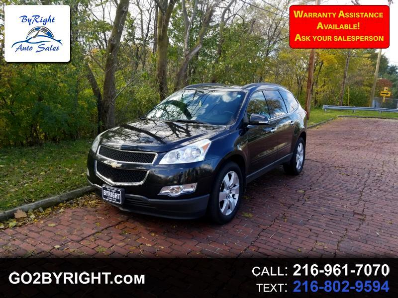 Chevrolet Traverse 2LT FWD 2011