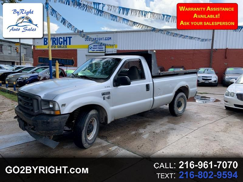 Ford F-250 SD XL 2WD 2002