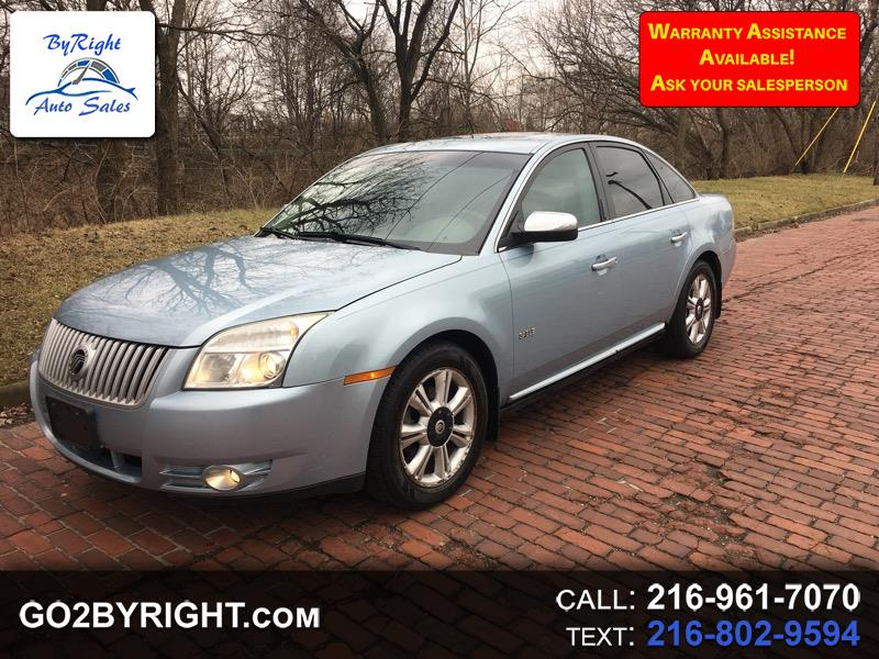 Mercury Sable 4dr Sdn GS 2008