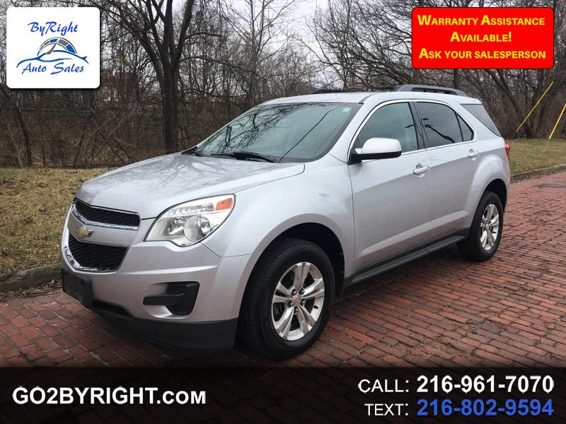 Chevrolet EQUINOX LT Base 2012