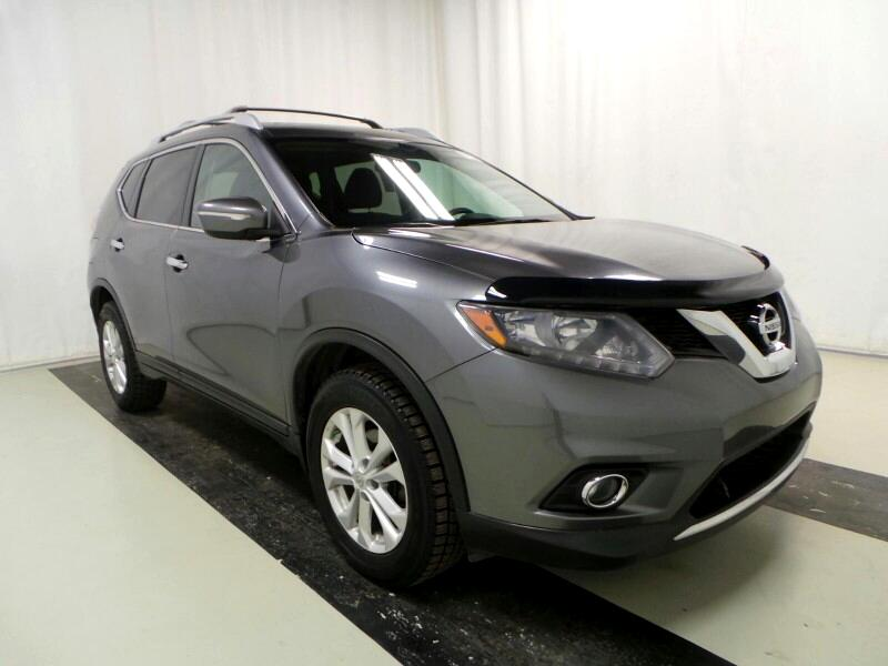 Nissan Rogue AWD 4dr SL 2014