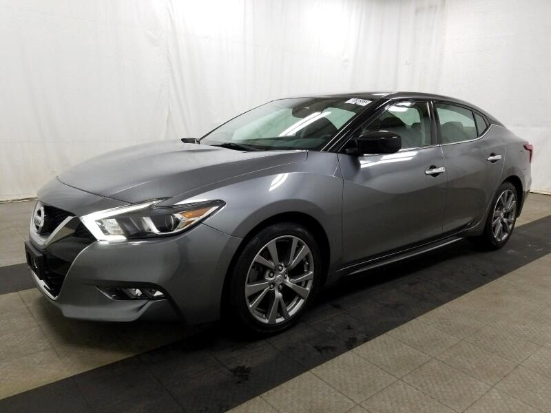 Nissan Maxima 4dr Sdn 3.5 S 2016