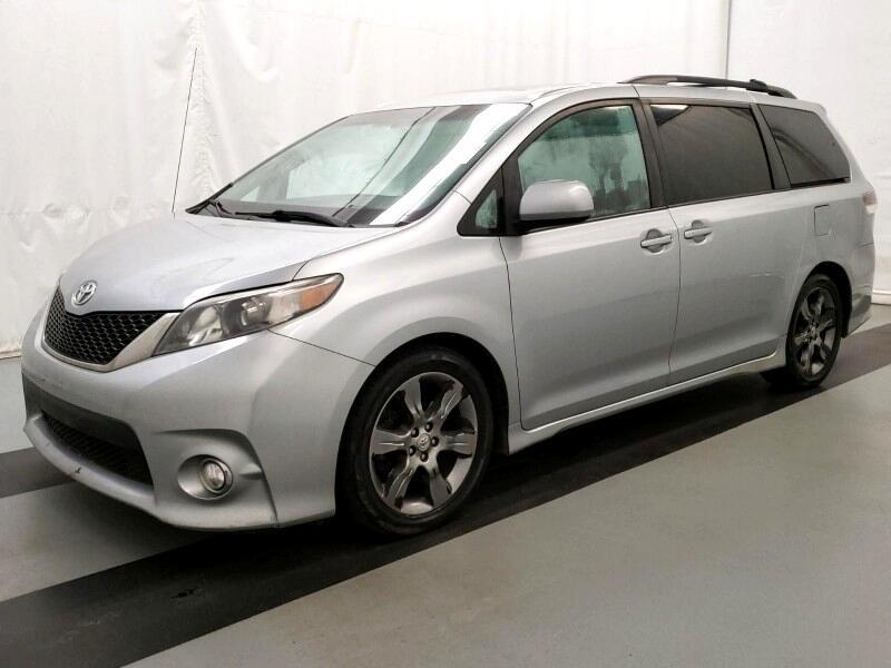 Toyota Sienna 5dr 8-Pass Van V6 SE FWD (Natl) 2011
