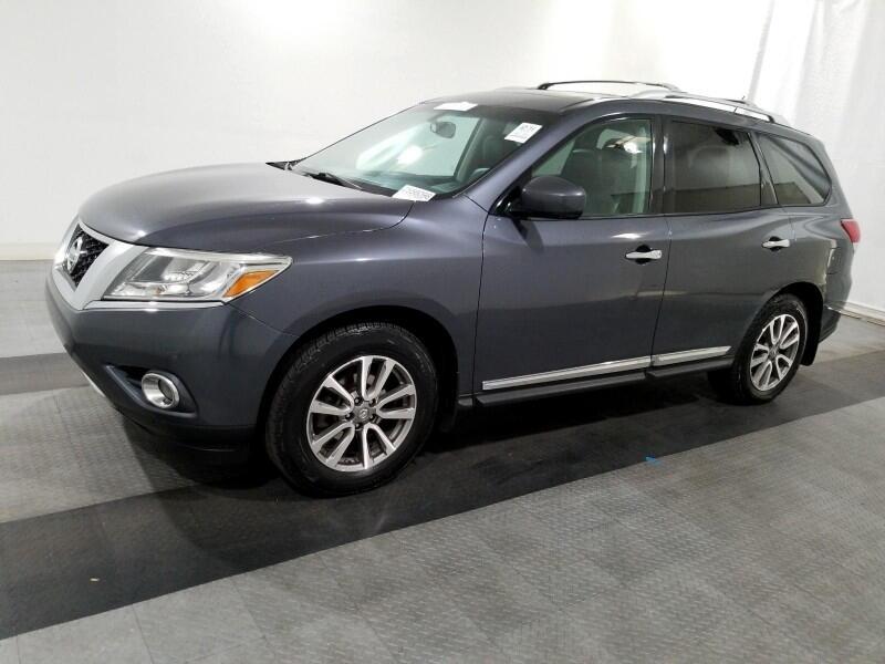 Nissan Pathfinder 4WD 4dr SL 2013