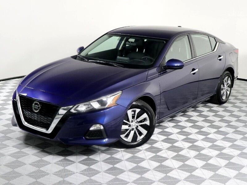 Nissan Altima 2.5 S Sedan 2019