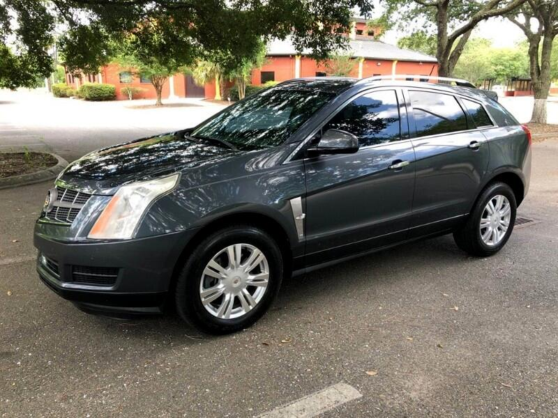 Cadillac SRX FWD 4dr Luxury Collection 2010
