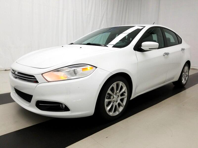 Dodge Dart 4dr Sdn Limited 2013