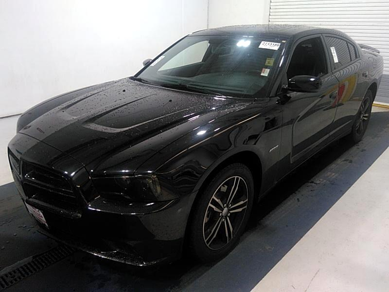 Dodge Charger 4dr Sdn RT Plus AWD 2014