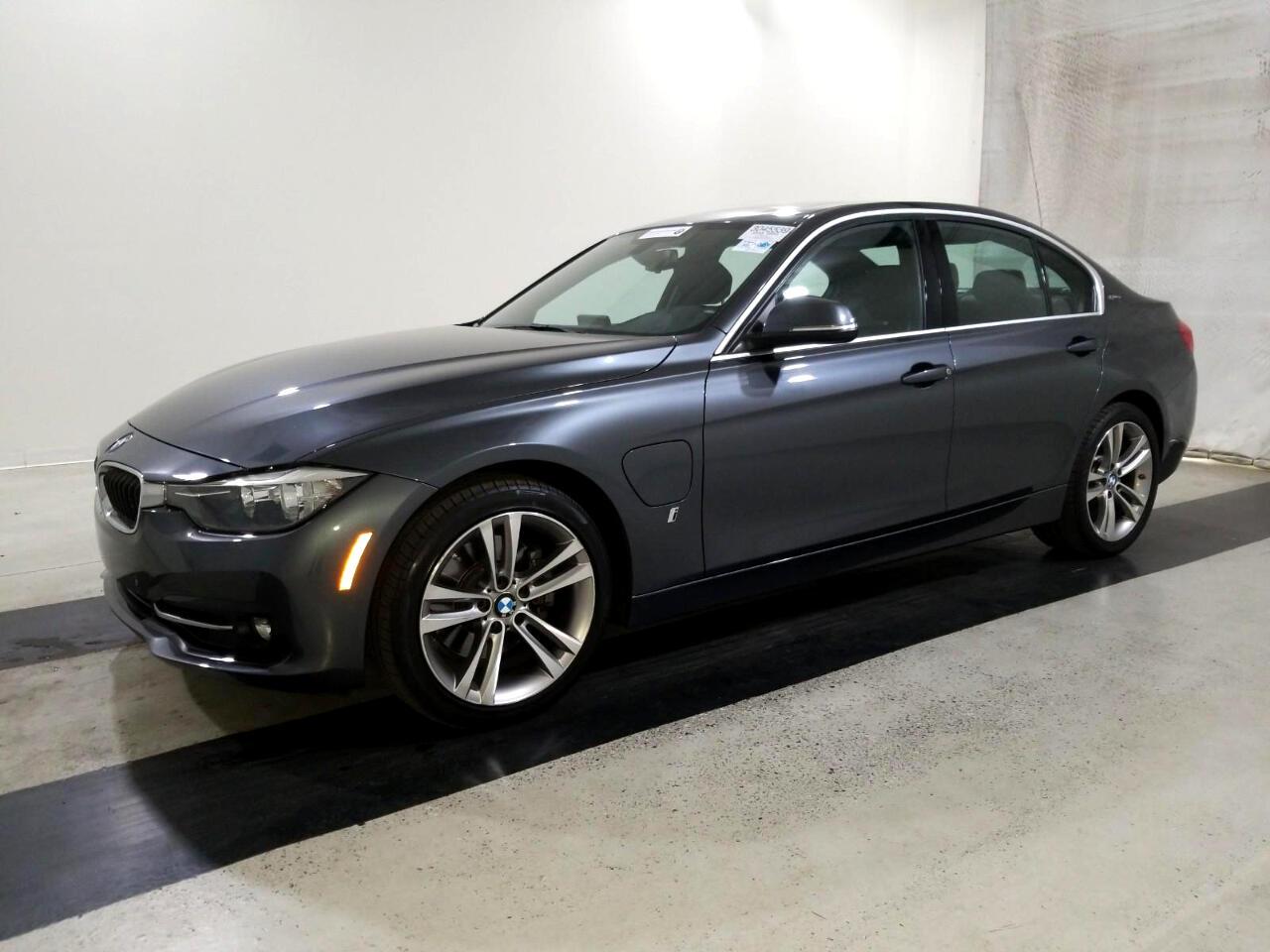 BMW 3 Series 330e iPerformance Plug-In Hybrid 2017