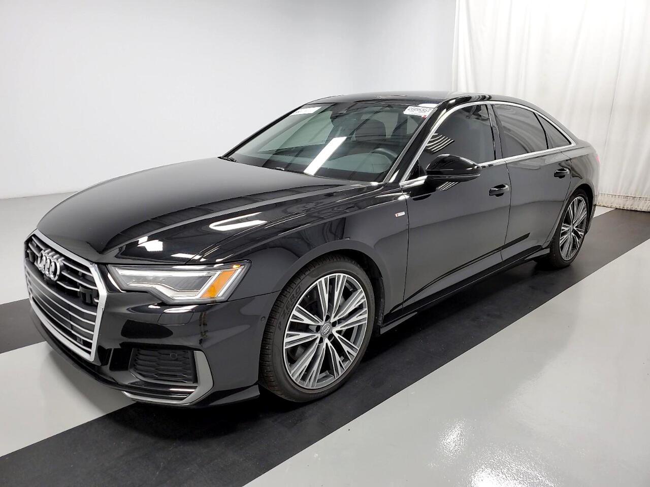 Audi A6 Premium Plus 55 TFSI quattro 2019