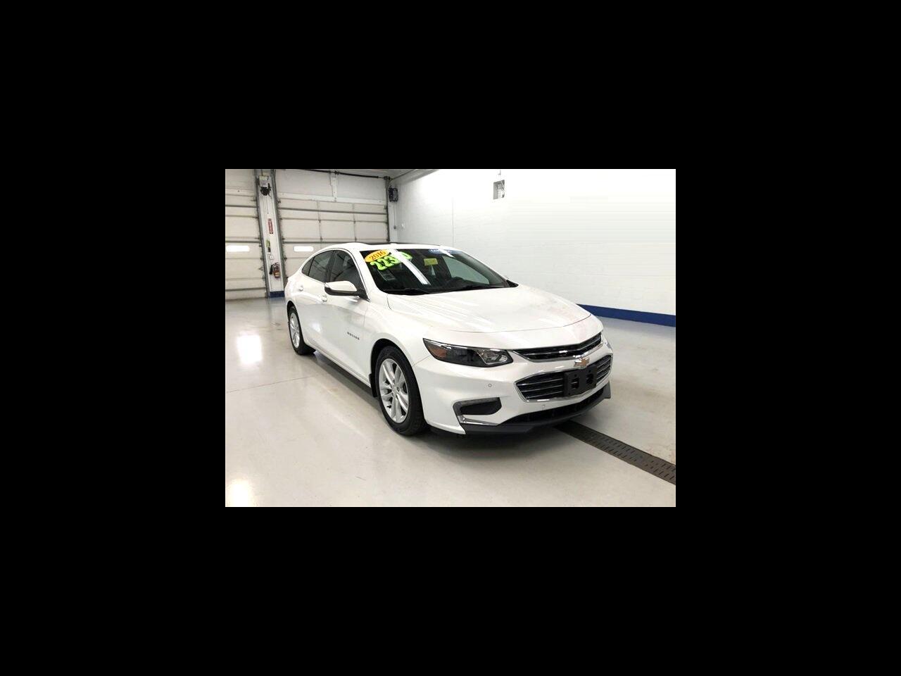 Chevrolet Malibu 4dr Sdn Hybrid w/1HY 2016