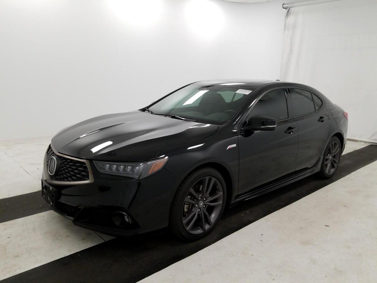 Used 2019 Acura Tlx 3 5l Fwd W A Spec Pkg For Sale In Miami Gardens Fl 33023 Car Club Usa