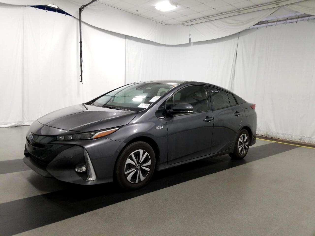 Toyota Prius Prime Advanced (Natl) 2018