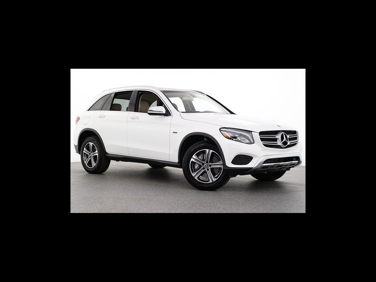 Mercedes-Benz GLC GLC 350e 4MATIC SUV 2019