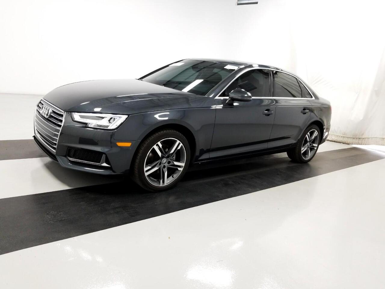 Audi A4 Premium Plus 40 TFSI 2019