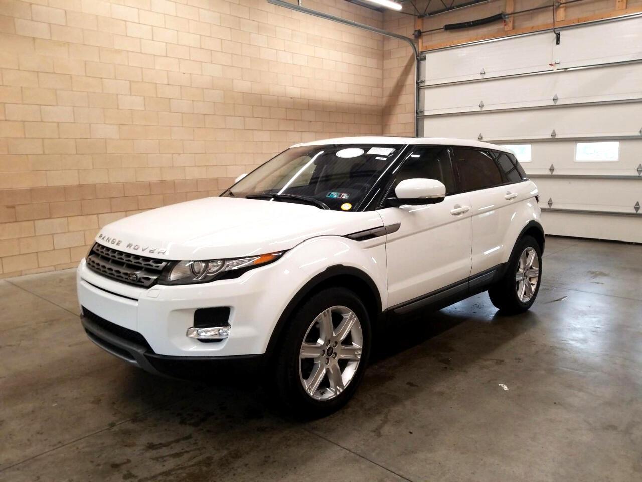 Land Rover Range Rover Evoque 5dr HB Pure Premium 2013