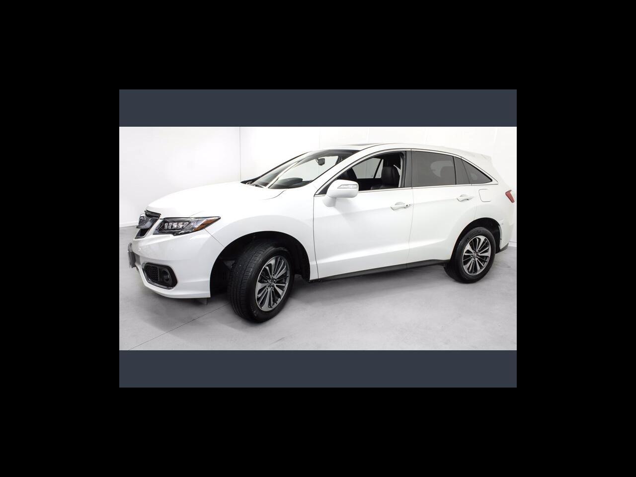 Acura RDX AWD w/Advance Pkg 2018
