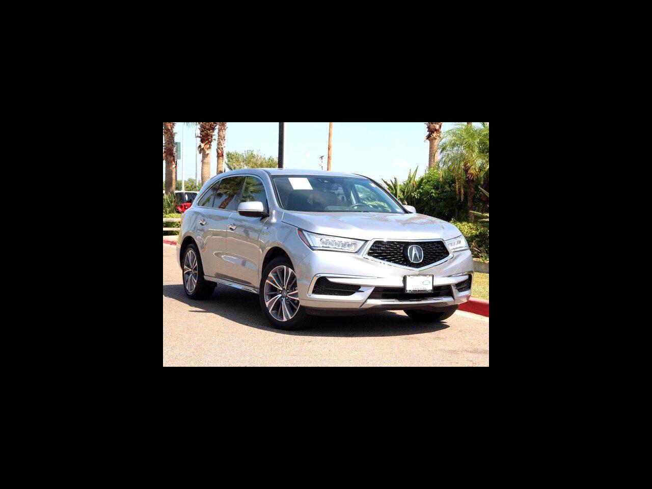 Acura MDX SH-AWD Sport Hybrid w/Technology Pkg 2018