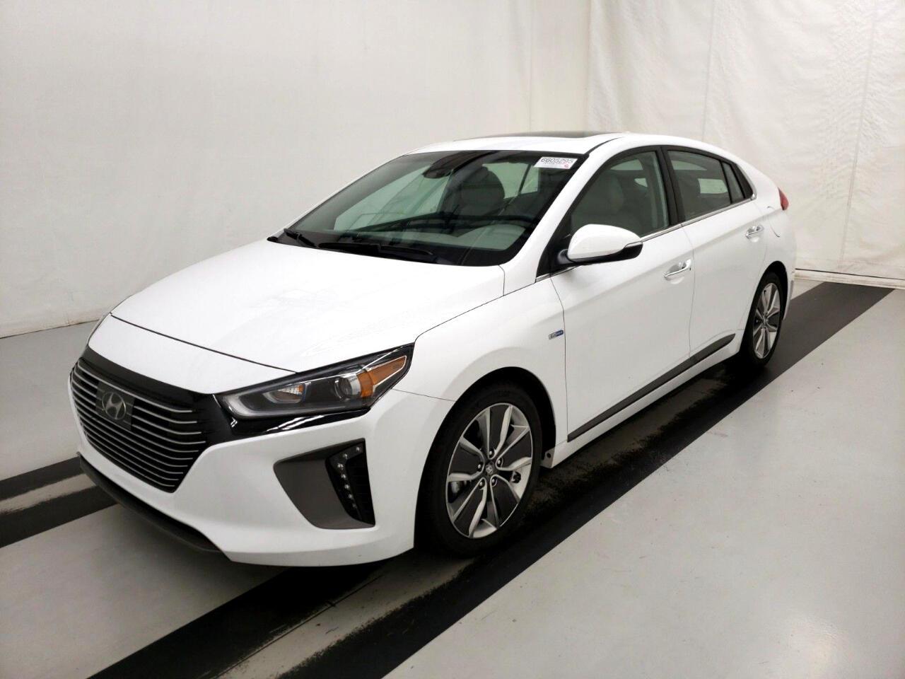 Hyundai Ioniq Hybrid Limited Hatchback 2019