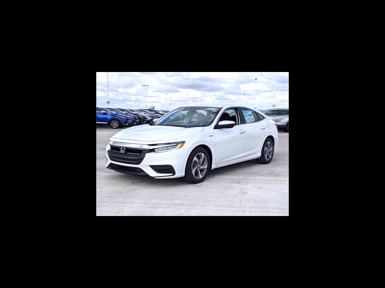 Honda Insight EX CVT 2020