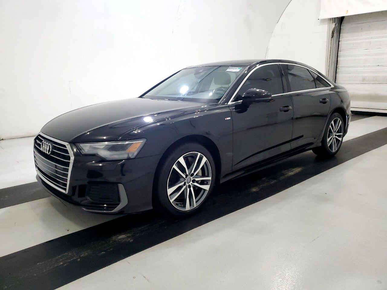 Audi A6 Premium 55 TFSI quattro 2019