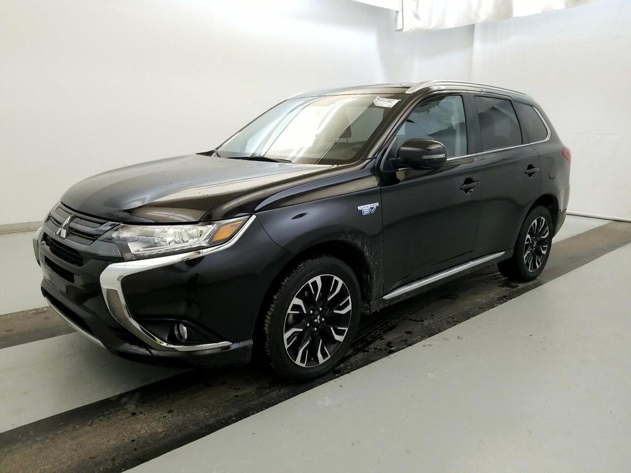 Mitsubishi Outlander PHEV SEL S-AWC 2018