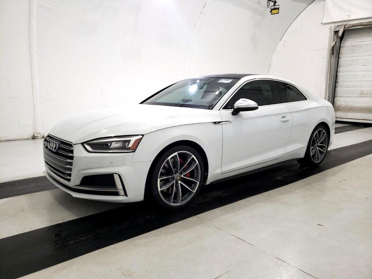 Audi S5 Coupe 3.0 TFSI Premium Plus 2018