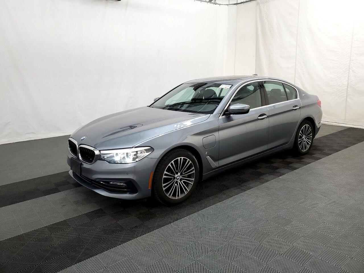 BMW 5 Series 530e xDrive iPerformance Plug-In Hybrid 2018