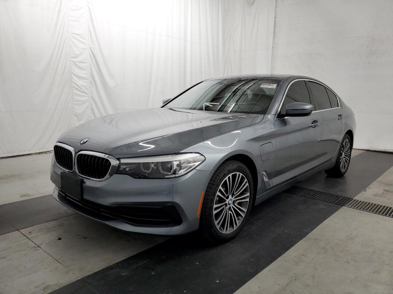BMW 5 Series 530e iPerformance Plug-In Hybrid 2020